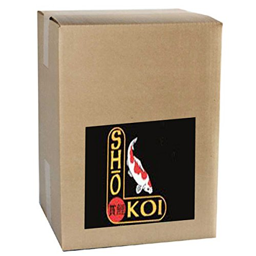 Total Koi Inc ATK55505 Sho Koi ImpaCount Small Floating Pellet, 50-Pound by Total Koi Inc