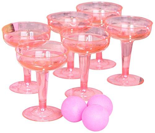Prosecco Collection - The Leonardo Collection LP41698 Party Pong Prosecco, Pink