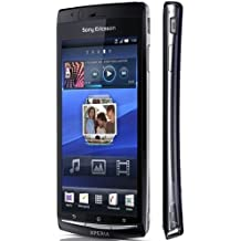 Sony Ericsson Xperia arc S LT18a-BLU Unlocked Smartphone with Android OS, 8MP Camera, 1.4 GHz Processor, 4.2-Inch Multi-Touch Display, Wi-Fi and aGPS - US Warranty - Blue