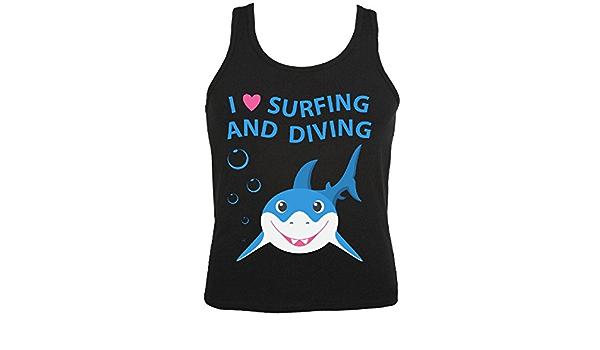 Camisa del músculo Tank Top Gran tiburón Blanco - Shark ...