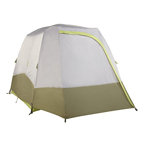Kelty Sequoia 4 and 6 Person Camping Tents, Ponderosa Moss/Smoke, 4 Person