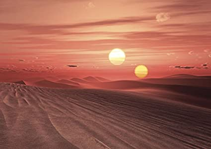 tatooine two suns