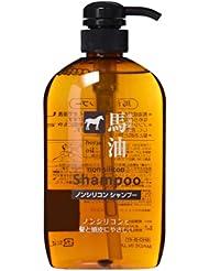 日亚:防脱生发:熊野油脂无硅纯天然弱酸性马油洗发水600ml 近期好价480日元 ,约¥29