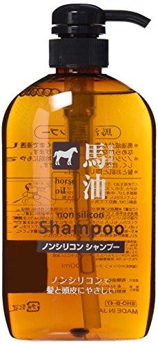 Kunoma Horse Oil Shampoo, 20.28 Fluid Ounce