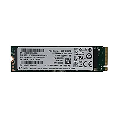 SK Hynix 256GB M.2 SSD (Solid State Drive) NVMe PCIe Model: HFS256GD9MND-5510A BA - OEM from SK Hynix
