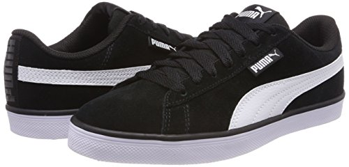 Sneakers Plus Noir puma puma Black White Adulte Puma Sd Basses Mixte Urban 1t70q4