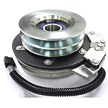 Replaces Warner 5218-210 Encore Electric PTO Blade Clutch Free Upgraded Bearings