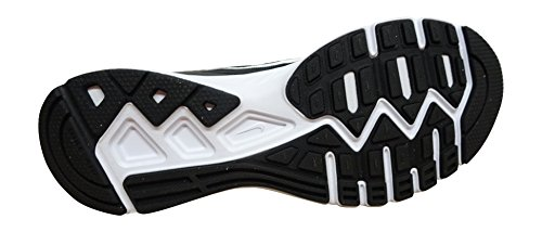 Nike - Zapatillas de Piel para hombre black sail action red 015 black white dark grey 001