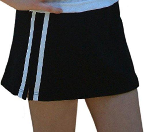 Kavio! Big Girls Tennis Yoga Cheerleading Skort 100% Cotton Sizes 7-16 offered by Little Cutie Boutique