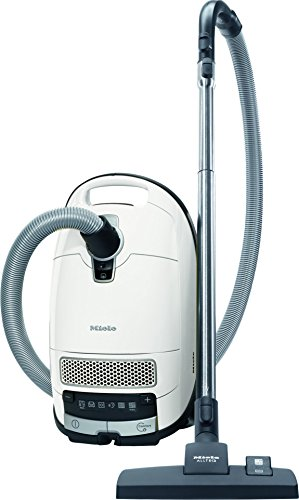 Miele Complete C3 Allergy 4.5-Litre Vaccum Cleaner (Lotus White)