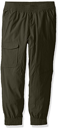 Columbia Girls Silver Ridge Pull-on Banded Pant, Cypress, Small ()