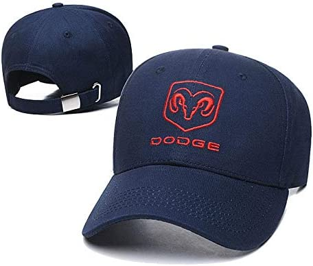 SO Yoursport Car Logo Embroidered Baseball Cap Unisex Adjustable Hat Travel Cap for Man,Women Fit Volvo Accessorie Navy
