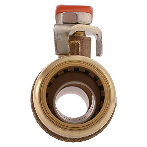 Sharkbite  lfa ball valve inch for copper