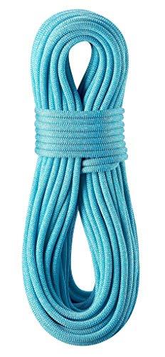 EDELRID Boa 9.8mm Dynamic Climbing Rope - Blue 70m