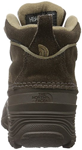 The North Face T92t5r, Botas de Senderismo Unisex Niños Marrón (RE2)