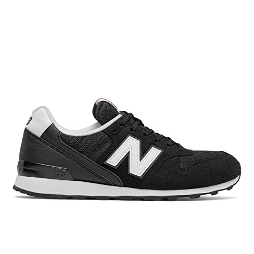 New Balance , Damen Sneaker schwarz Bianco 37,5 EU