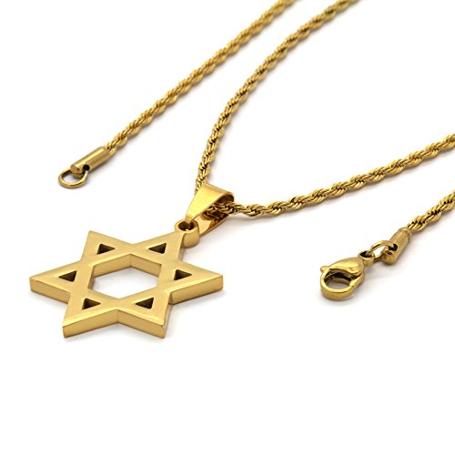 Stainless Steel 2mm Box Chain Necklace (Gold Plated) - 9