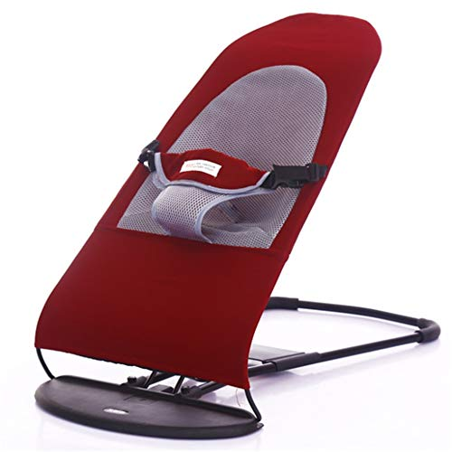 Infant Bouncers & Rockers Balance Soft Bouncer,WineRed