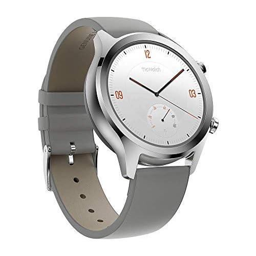 chollos oferta descuentos barato Ticwatch Smartwatches Reloj Inteligente y clásico Mobvoi C2 con Sistema operativo Wear OS de Google IP68 Resistente al Agua y Sudor Google Pay Compatible con iPhone y Android