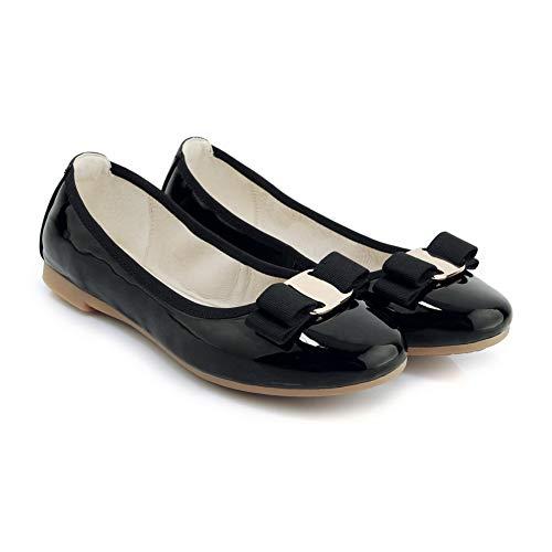 Sandales BalaMasa Femme Compensées 5 36 Noir APL10862 Noir A5q5n1wT