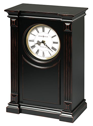 Howard Miller 800-199 Statesman Funeral Cremation Clock Urn, 275 Cubic inches-at Peace Memorials