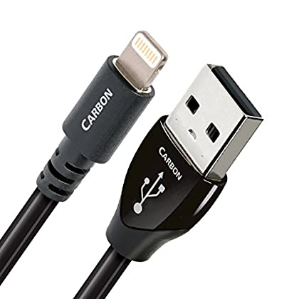 Image of Audio Cables AudioQuest Carbon USB A-Lightning 0,75 M