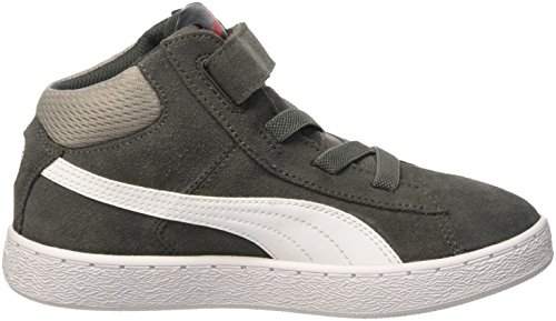 Puma 1948 Mid Pe Sneaker V, Blanco/Dark Shadow, 11,5