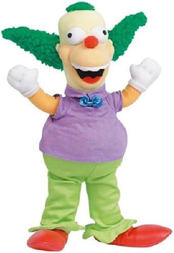 31 cm Simpsons Krusty der Clown Plüschfigur ca