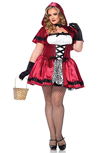 Halloween Red Riding Hood Costume