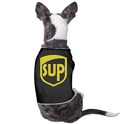 [YRROWN SUP Dog Sweater] (Best Halloween Costume Florida)
