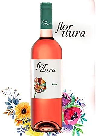 añada Flor Itura, vino rosado x3, Vino de la Tierra de Castilla y León