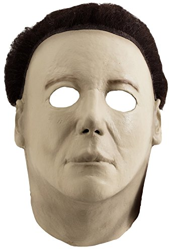 Trick or Treat Studios Men's Halloween 7-H2O Michael Myers Mask, Multi, One Size - Halloween 1 Michael Myers Mask