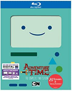 Adventure Time: The Complete Third Season [Blu-ray]