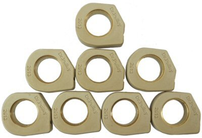 Sliding Roller Weights - Dr. Pulley 26x13 Sliding Roller Weights