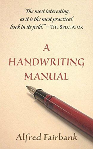 (A Handwriting Manual )