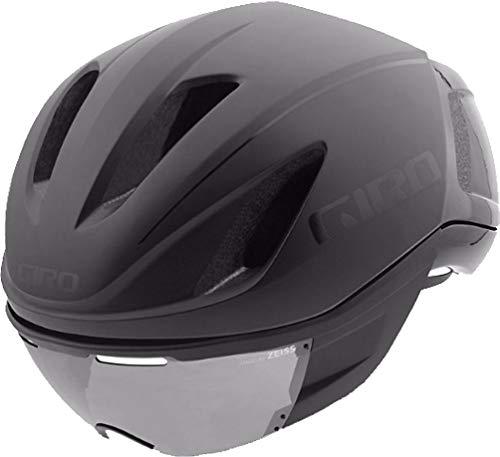 Giro Vanquish MIPS Helmet Matte Black, M (Best Aero Tt Helmet)