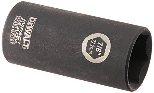 DEWALT DW2292 7/8-Inch IMPACT READY Deep Socket for 3/8-Inch Drive