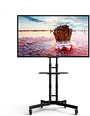Hxx Carro de TV Universal para 32-65 Pulgadas de Altura Ajustable para Pantalla Plana LED LCD Pantalla de Plasma Dormitorio Sala de Estar Conferencia Oficina: Amazon.es: Hogar