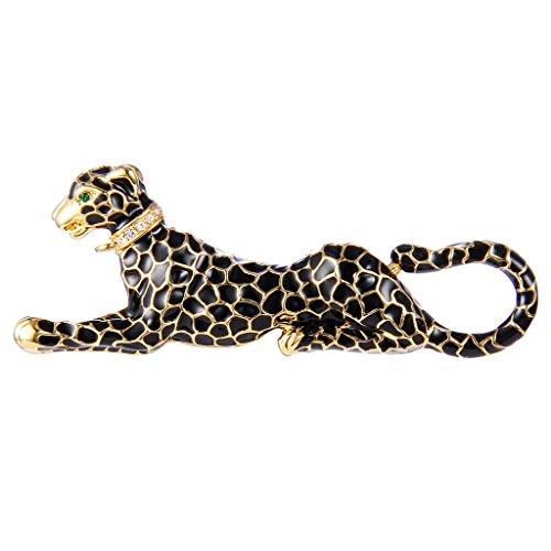 Gold Tone Panther - 8