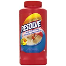 Resolve, Carpet Cleaner, Clean & Fresh, Powder, 510 g