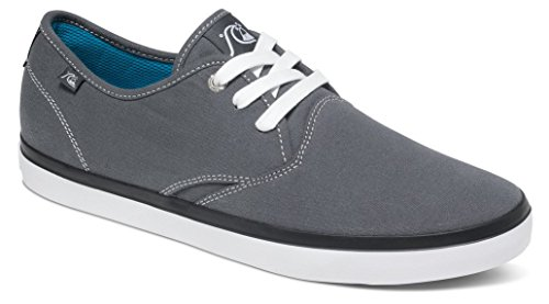 Homme Quiksilver Basses White Grey XSSW Grey Xssw Sneakers Gris Shoe Shorebreak M gcgnFTS