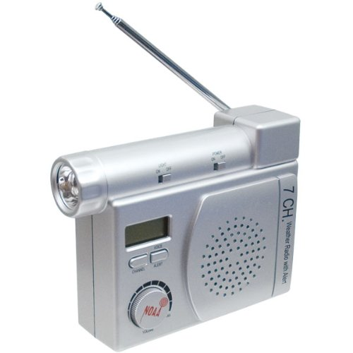 Springfield NOAA Weather Radio Alert
