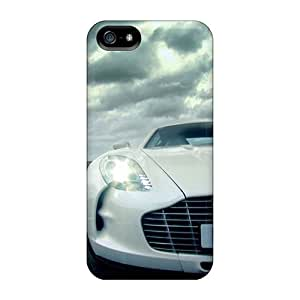 Excellent Iphone 5/5s Case Tpu Cover Back Skin Protector Aston Martin One 77