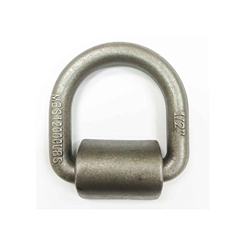 Forged D Rings Trailer Tie down Ring 27011 product image