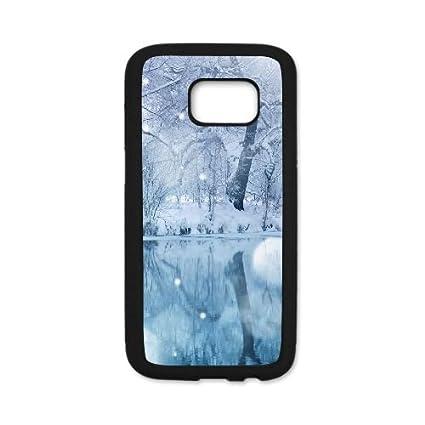 Amazon.com: Ice Snow - Carcasa para Samsung Galaxy S7 Edge ...