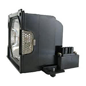 610 293 5868 / POA-LMP38 / POA-LMP99- Lamp With Housing For Sanyo PLV-70, LC-X985, LC-X1000, LV-LP13, PLV-75 Projectors