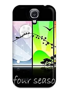 NVVeOvl12965FOiNw Case Cover For Galaxy S4/ Awesome Phone Case