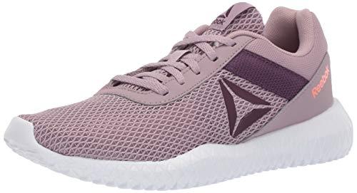 (Reebok Women's Flexagon Energy TR, Lilac Fog/Urban Violet/White/Guava Punch, 5.5 M US)