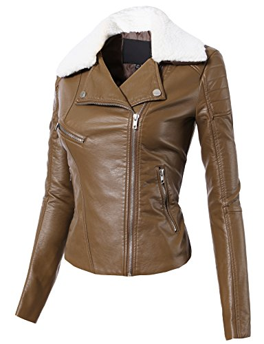 H2H Womens Casual Leather Detachable