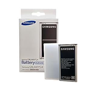 Original OEM Samsung Galaxy S5 battery EB-BG900BBU - Retail Packaging